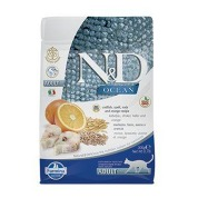 N&D OCEAN CAT Adult Herring & Orange 300g