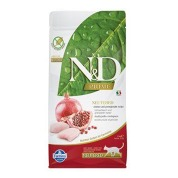 N&D PRIME CAT Neutered Chicken&Pomegranate 10kg