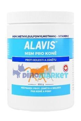 Alavis MSM pro koně s Vitaminem C plv 600g Dinomarket.cz chovatelské ... 6cc12d99b5