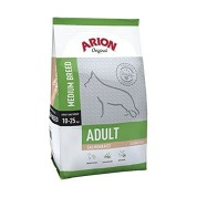 Arion Dog Original Adult Medium Salmon Rice 12kg