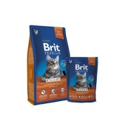 Brit Premium Cat Indoor 8kg NEW