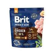 Brit Premium Dog by Nature Junior M 1kg