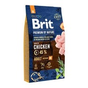 Brit Premium Dog by Nature Adult M 8kg