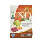 N&D GF Pumpkin CAT Venison & Apple 300g