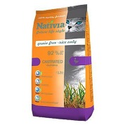 Nativia Cat Castrated 1,5kg
