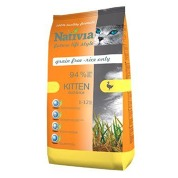 Nativia Cat Kitten 1,5kg