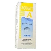 Aquavit A sol 250ml
