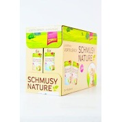 Schmusy Cat Nature Kitten kapsa 2x6x100g multipack+šťá
